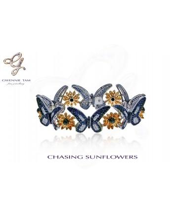 Chasing Sunflowers Bracelet