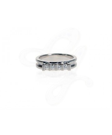 Great Wall Diamond Ring