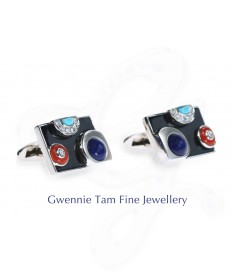 Cosmic Cuff Links