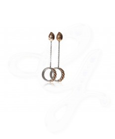 Troy Dangling Earrings