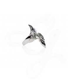 Wings of Paradise Diamond Ring