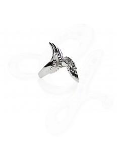 Wings of Paradise Diamond Ring